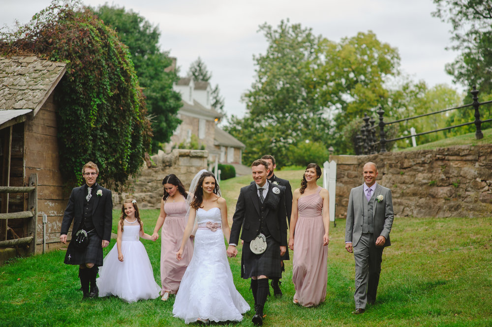 John James Audubon Center Wedding
