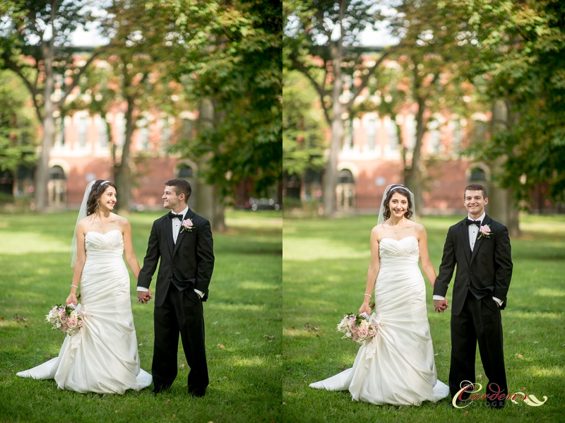 We headed to Park Place for bridal party portraits.