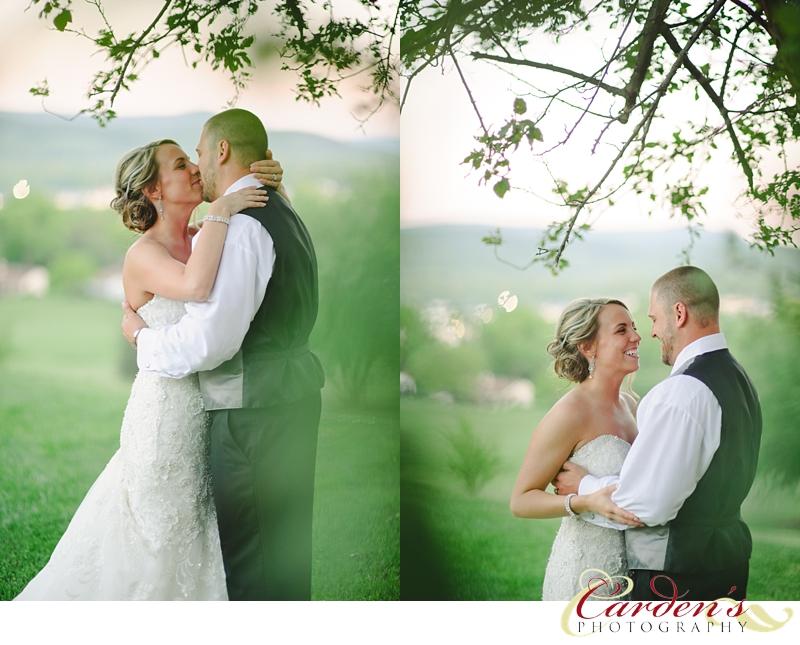 Susquehanna Valley Country Club Wedding