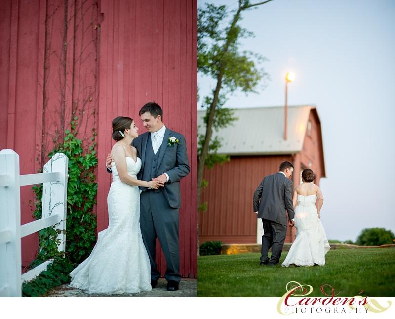 Friedman Farms Wedding Reception