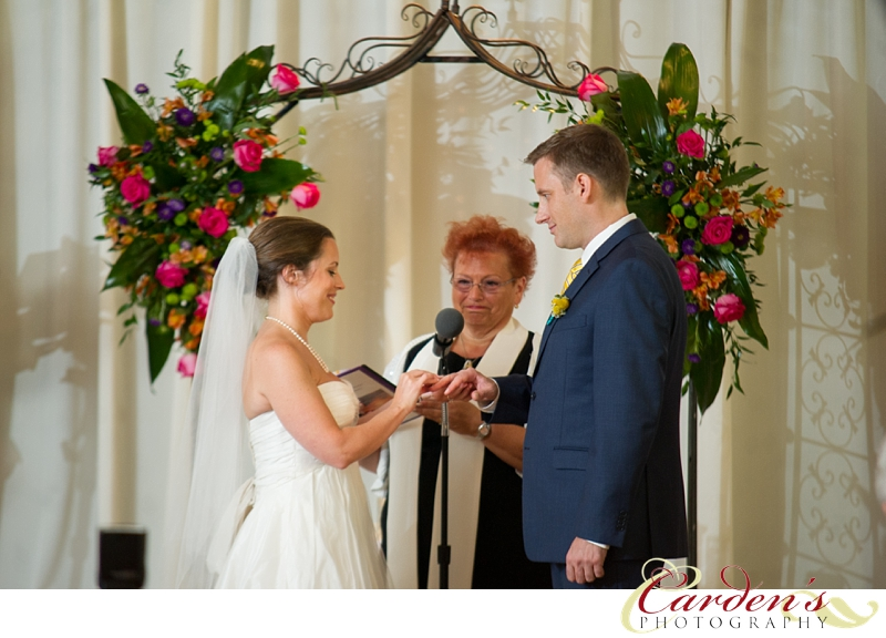 William Penn Inn-Wedding Ceremony