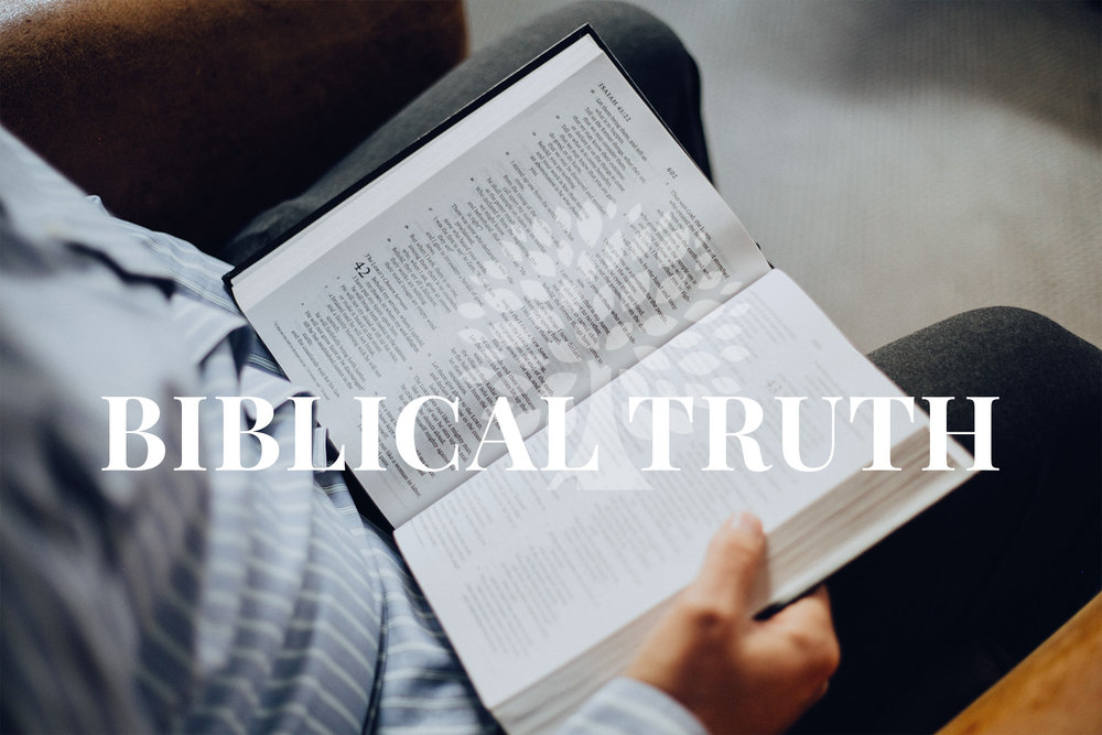Biblical Truth - Counselling in Toronto