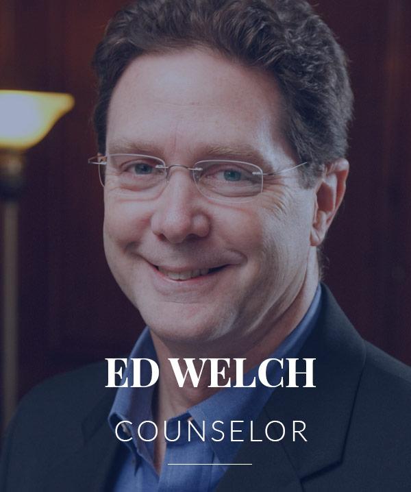 Ed Welch CCEF
