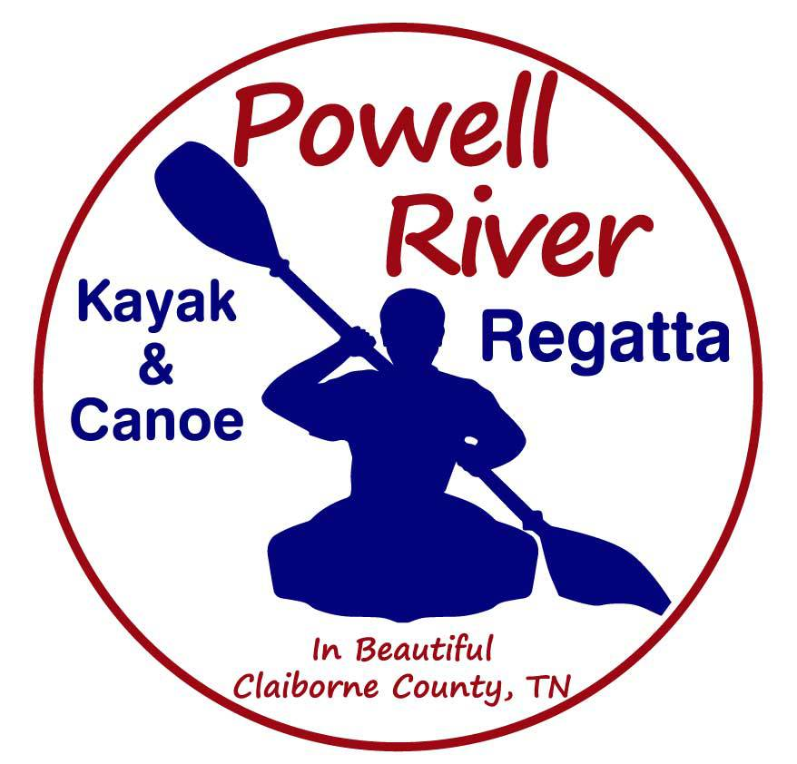 Powell River Kayak & Canoe Regatta   Claiborne County, TN  April  Third Annual Powell River Kayak & Canoe Regatta, a 12 mile race (or pleasure paddle, your choice) will begin at Well Being Conference Center and end at Riverside (kayak) Rentals. $150 for first place in each of nine categories; $50 for second place. Mark the date now. Registration will open February 1, 2017. The event is a production of the Claiborne County Chamber of Commerce. All net proceeds from the event will be used for the Powell River Blueway Trail project. The goal of this project is to improve public access onto the Powell River for fishing and paddling. Follow us on Facebook or visit our website:  www.PowellRiverBlueway.org