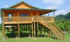 Clinch River Cabins Sneedville, TN  NON Member