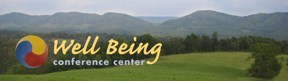Well Being Conference Center 557 Narrows Rd Tazewell, TN 37879 (423) 626-9000  There are currently four earth-sheltered cabins at the Well Being Conference Center which are available for personal retreats, weekend getaways, quiet interludes from a busy world, or for just enjoying the peaceful and natural setting on the Powell River. The Cabinettes are insulated and heated.  For cooling during the summer, we have situated them beneath mature trees, have provided plenty of cross-ventilation and have installed a very quiet exhaust fan.  The beds are very comfortable and towels are provided.    Nonprofit MEMBER  http://wellbeingconferencecenter.com/
