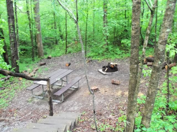 Wilderness Road Campground, Middlesboro, KY