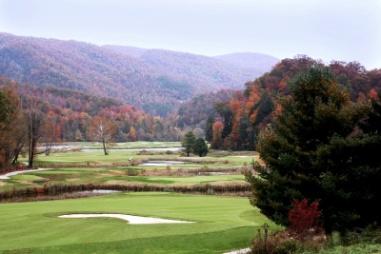 Monta Vista Golf Course  Ewing, Va