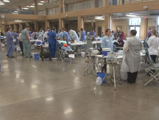 Servolution Health Services, 181 Powell Valley School La, Speedwell, TN  37870  RAM event for uninsured residents of Claiborne and surrounding counties. Dental services will include extractions and fillings. Vision services will include exam and glasses if needed. Patients must pre-register by calling 423.419.5070.