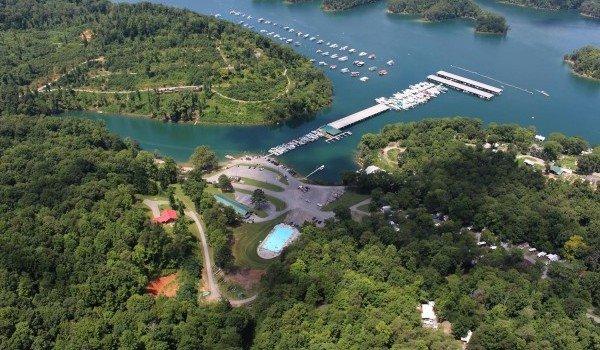 Hickory Star Resort & Marina   1360 Hickory Star Rd, Maynardville, Tennessee 37807