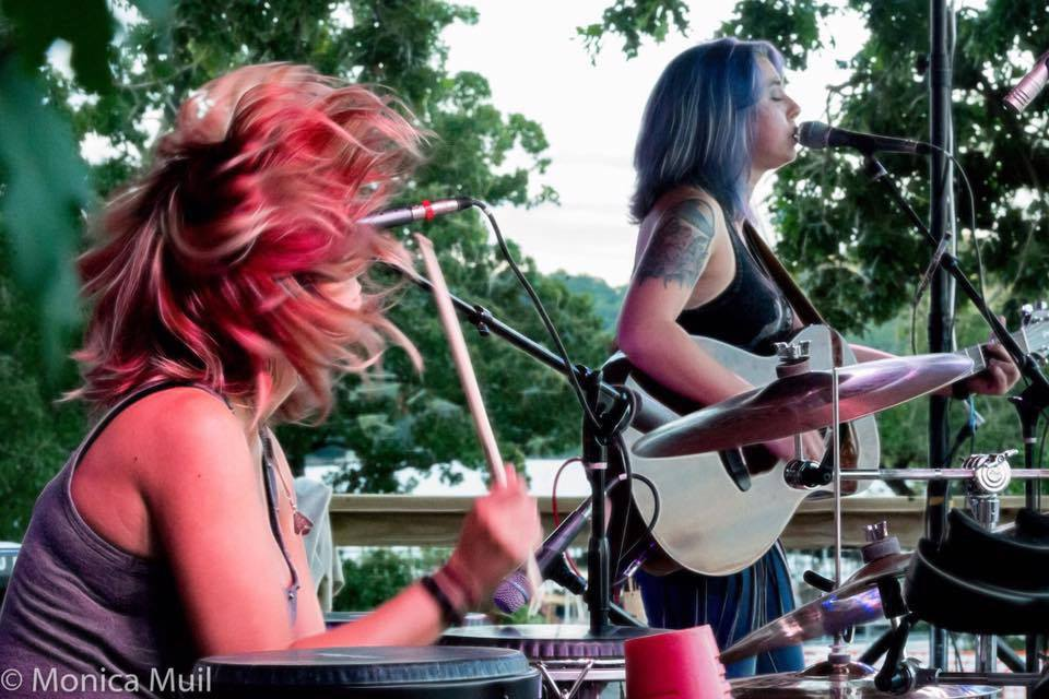 Tennessee Brewsky's 420 S. Broad St, New Tazewell, Tennessee 37825 The girls of Drop Dead Dangerous are BACK at Tennessee Brewsky's... warm up the winter with us 8-10:30PM.... don't worry- the drinks are still cold, the music is HOT! Cheers Y'all!