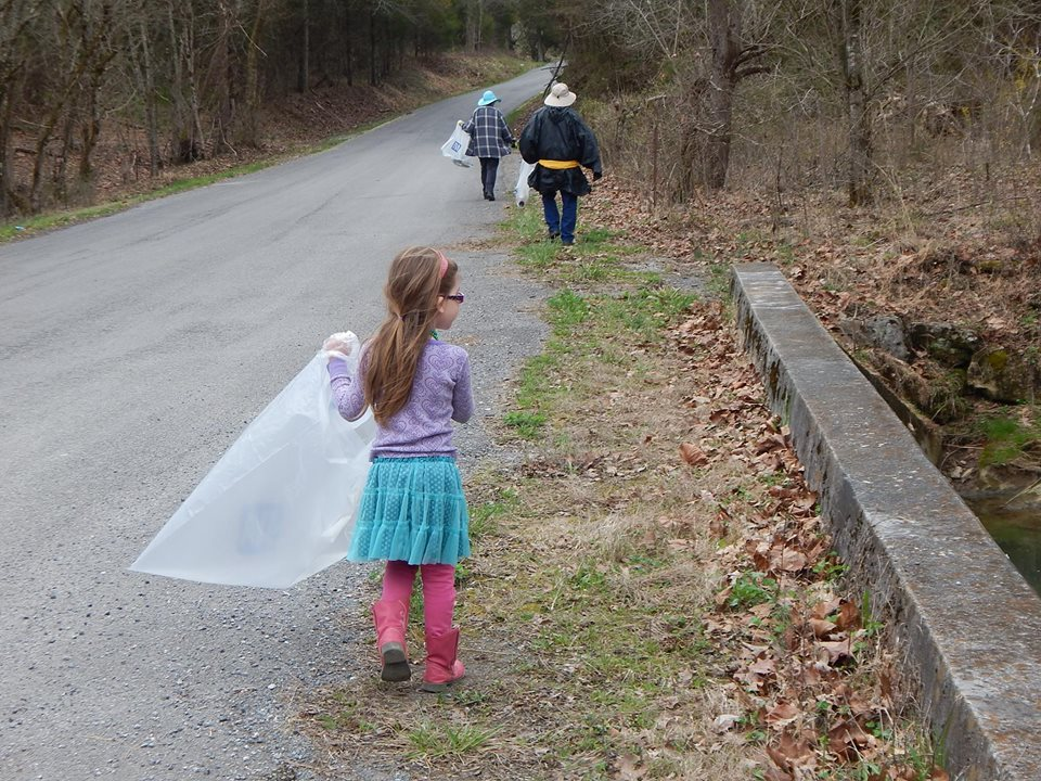 Narrow Ridge invites our closest neighbors on Lays Gap, Liberty Hill Rd, Hogskin Rd (From Liberty Hill Rd to the county line) as well as our friends in the Hogskin Valley Landholders Association and the Nicley Farm Land Trust to join us for a few hours of roadside cleanup on Thursday, March 29. We will meet at the Mac Smith Resource Center at 9:00 am on Thursday to distribute trash bags and plastic gloves. We are asking our volunteers to leave the bags of collected litter along the roadside for us to pick up by 12:00 pm and haul to the Washburn Convenience Center. If you choose to take the bags to the convenience center yourself, please provide us with a count of how many bags you collected. We appreciate any help that you can offer in keeping our valley home beautiful.