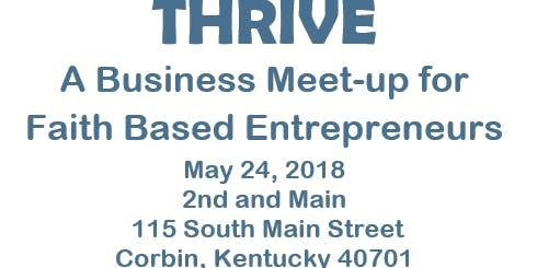 A networking & learning event for entrepreneurs whose business models rely on their faith; for entrepreneurs whose lives are driven by their faith; for entrepreneurs considering a faith-based or inspired business; and anyone who would like to learn more.