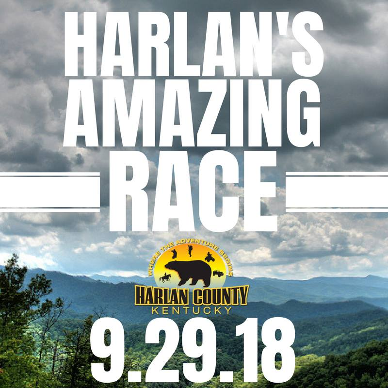 The Grand Prize for the team that finishes Harlan's Amazing Race first will be $300!  Registration forms can be picked up at the Harlan Center