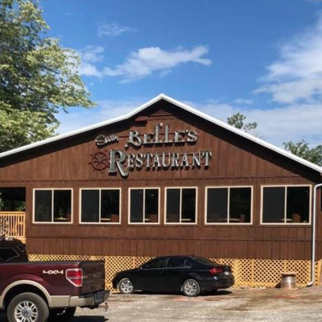 Shelly Belle's Restaurant on the River   325 Carmony Lane, Tazewell, Tennessee