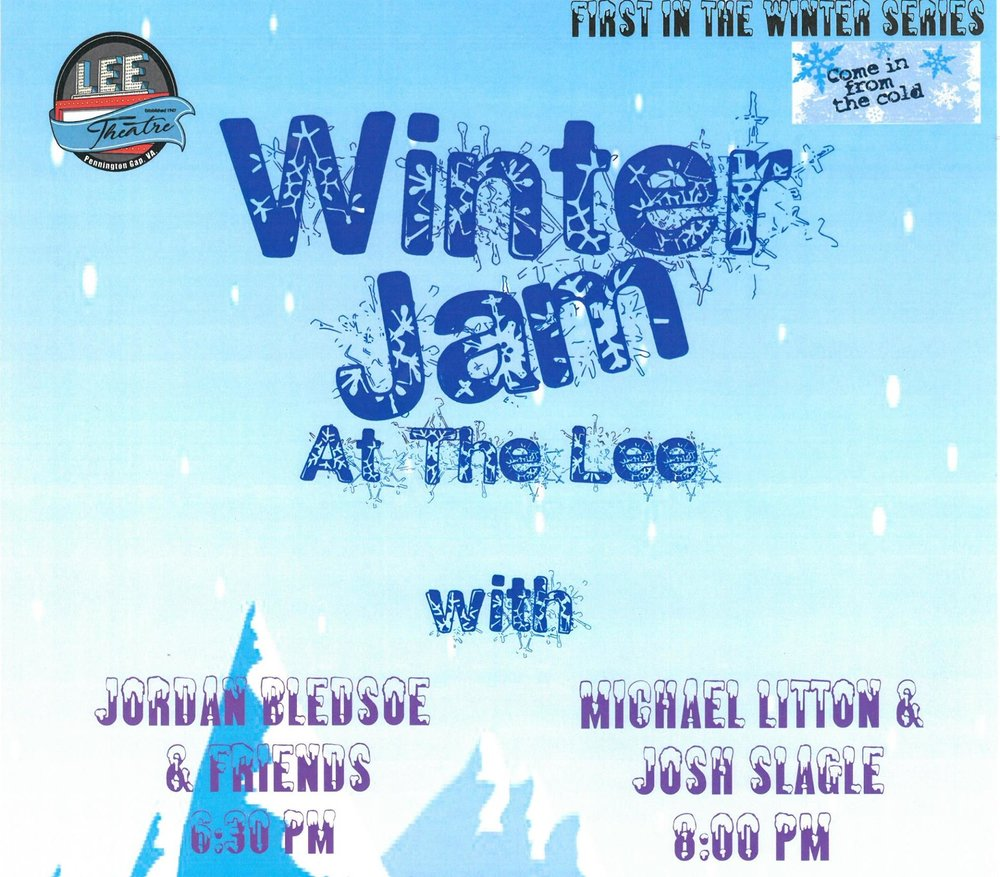 Lee Theatre  41676 W Morgan Ave, Pennington Gap, Virginia 24277