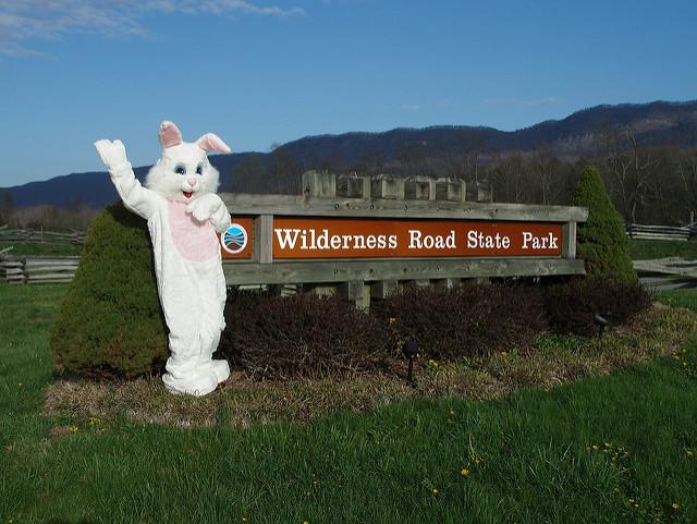 Wilderness Road State Park  Ewing, VA
