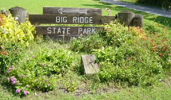 Big Ridge State Park Phone: (865) 992-5523 1015 Big Ridge Park Road Maynardville, TN 37807
