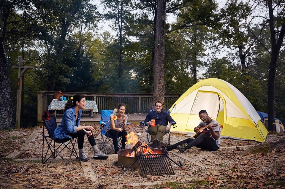Cumberland Falls State Resort Park  7351 Highway 90, Corbin, Kentucky 40701