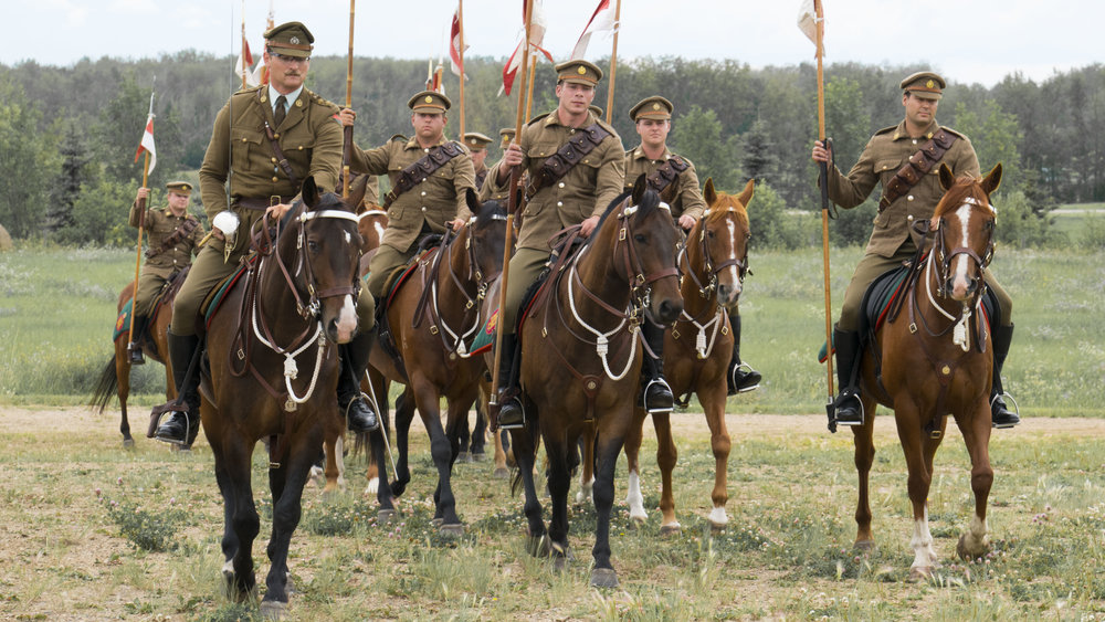 Argus helps send 75 soldiers to France to mark 100th Anniversary of Battle of Moreuil Wood