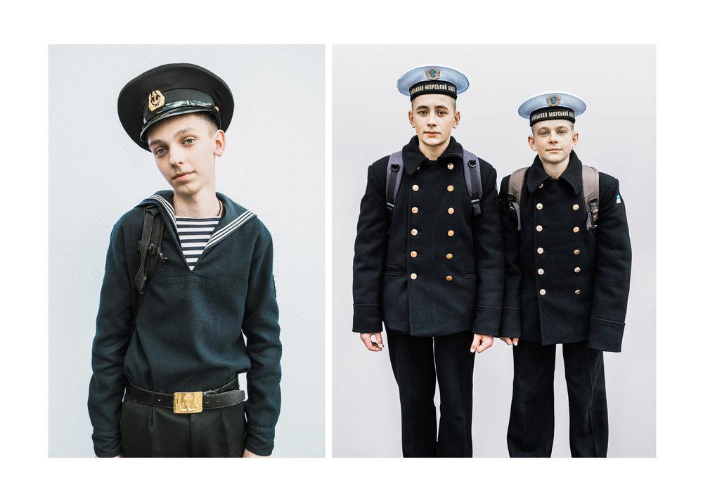 Maritime school.  2017, Ukraine