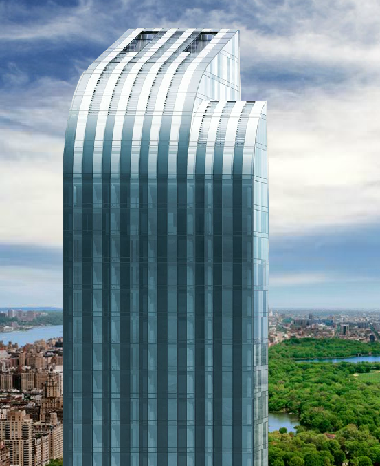 6 - One57Developer: Extell DevelopmentAverage ppsf: $4,031Number of sales: 12