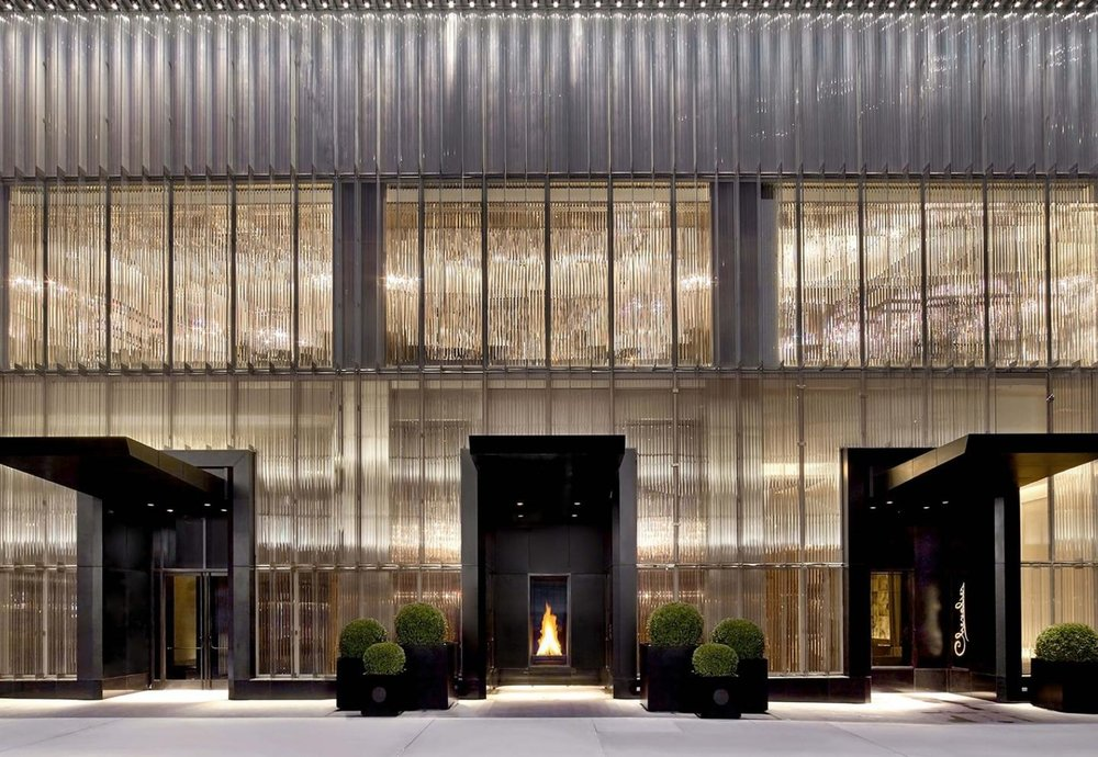 7 - Baccarat Hotel & ResidencesDeveloper: Starwood Capital Group, Tribeca AssociatesAverage price per sf: $3,747Number of sales: 3