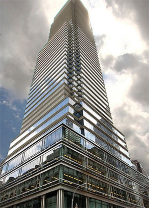 10 - One Beacon CourtDeveloper: Vornado Average ppsf: $3,561Number of sales: 8