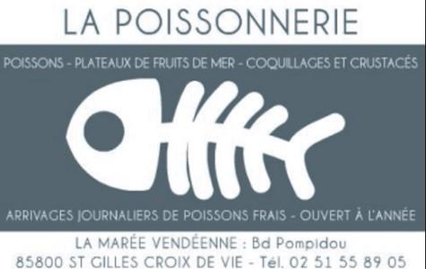 La Poissonerie - Marée vendéenne
