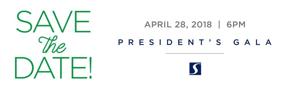 President's Gala April 28, 2018