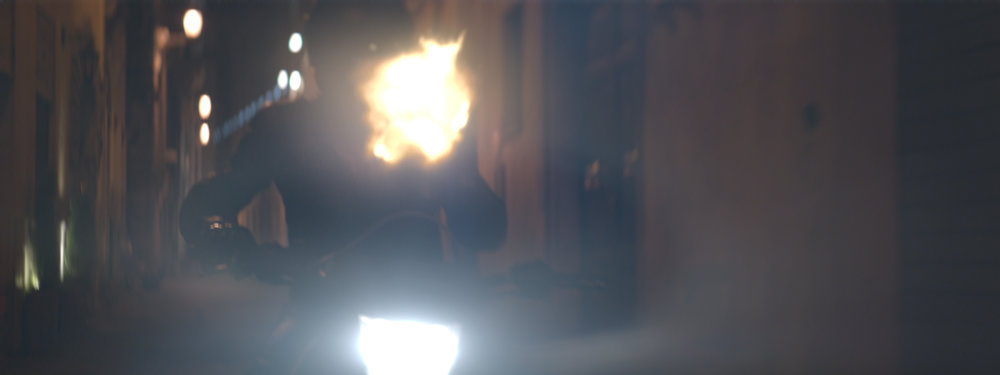 MUZZLE FLASH COMPOSITE
