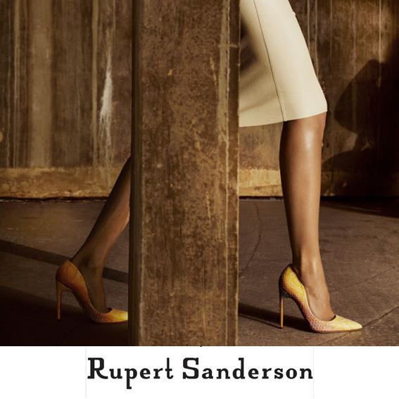 rupert sanderson for Cherry Heel