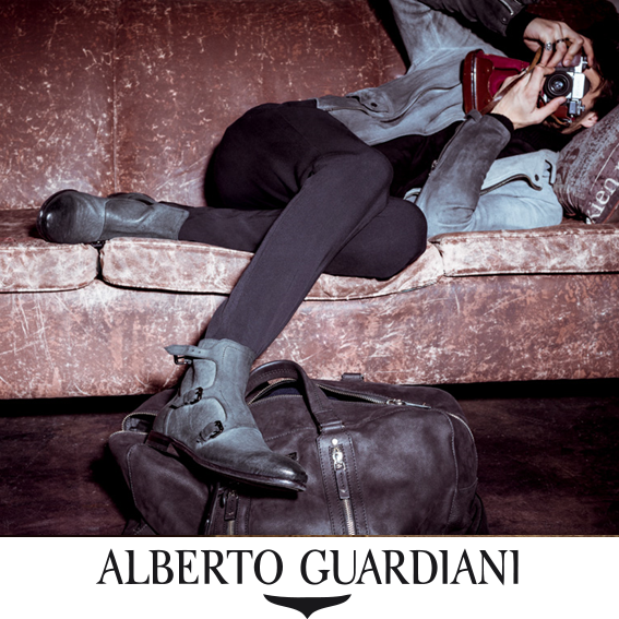 Alberto Guardiani for Cherry Heel