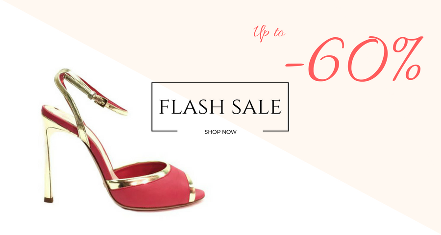 Luxury Shoes Sales, up to -60% off