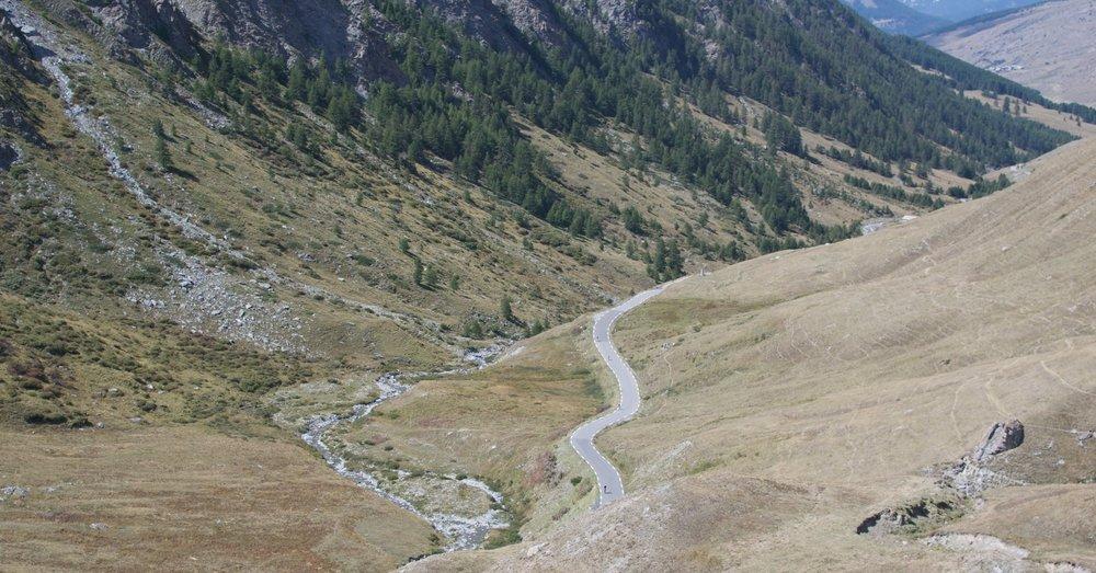 Col Agnel, Haute Alpes, France
