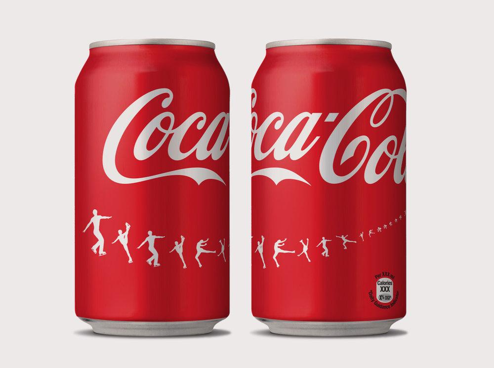 Coca-Cola Movement Is Happiness/ BGO