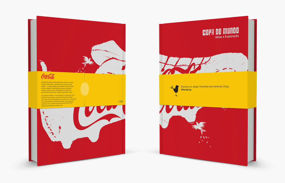 Coca-Cola World Cup Book / BGO
