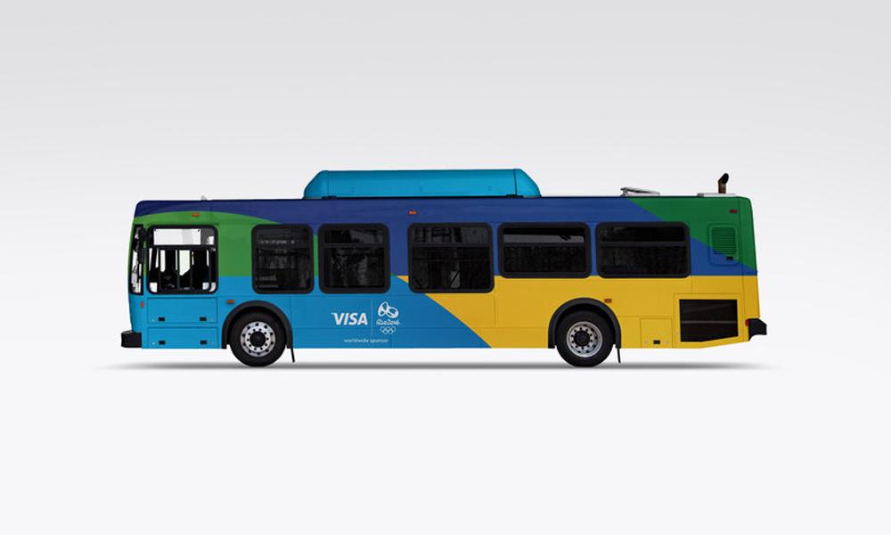 Visa - Rio Olympics