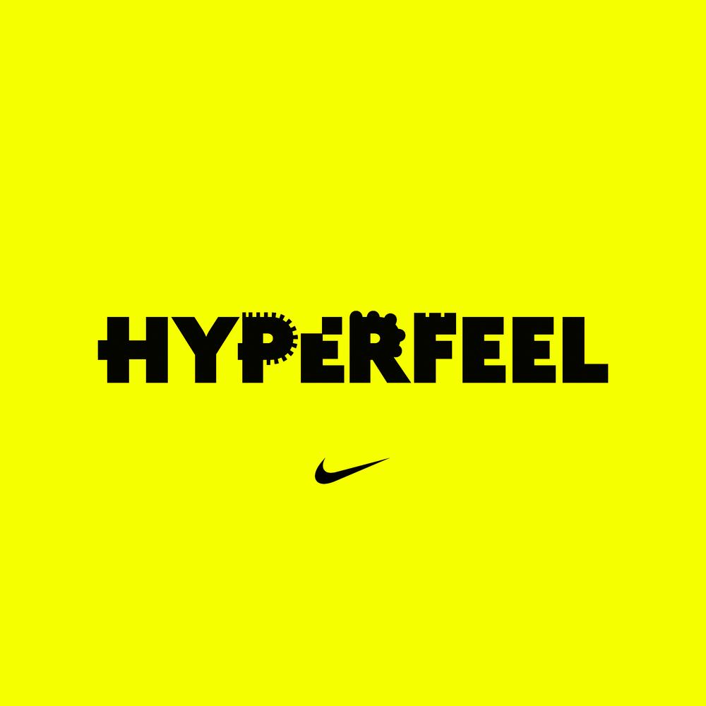 Nike - Hyperfeel
