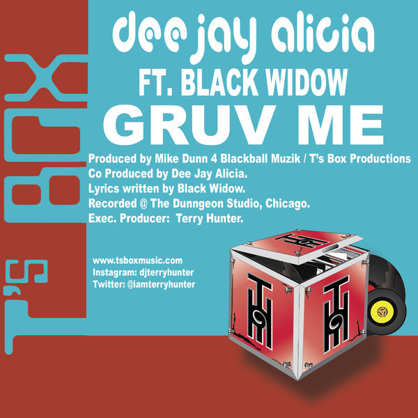 Gruv me  (Mike Dunn 5.0 MixX) featuring The Black Widow | T's Box | 2015
