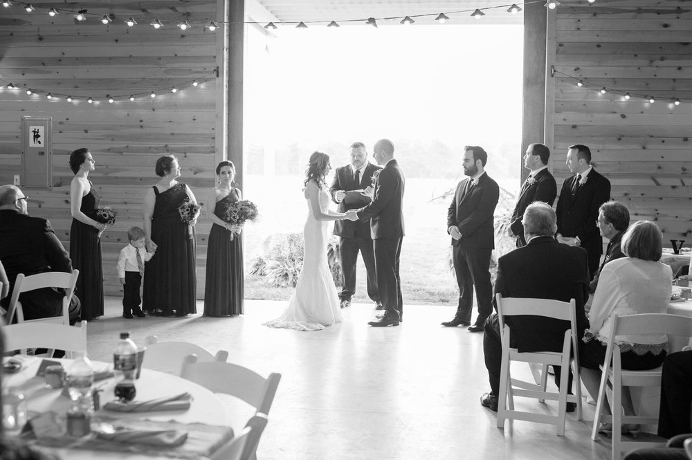 Michigan Barn Wedding