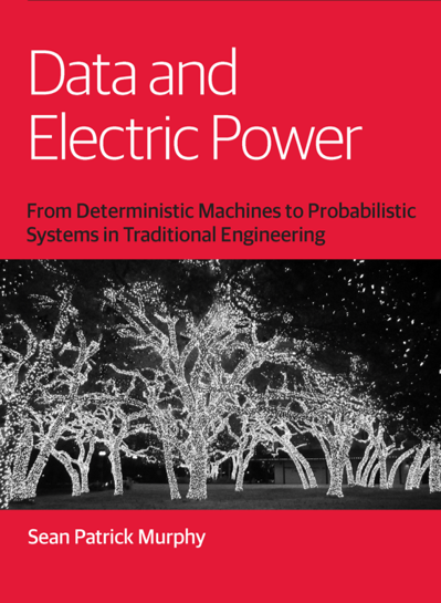 Data and electric power book