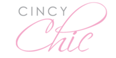 Appearance in January 9, 2017  Cincy Chic blog.