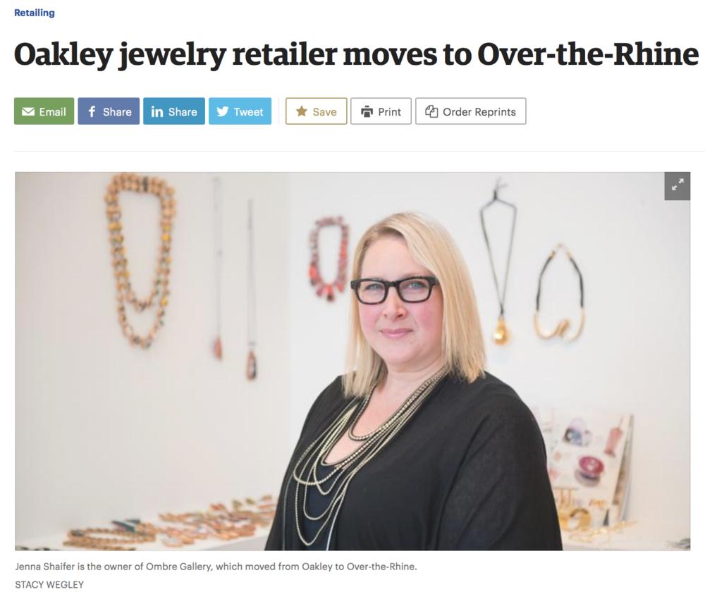 https://www.bizjournals.com/cincinnati/news/2018/09/05/oakley-jewelry-retailer-moves-to-over-the-rhine.html