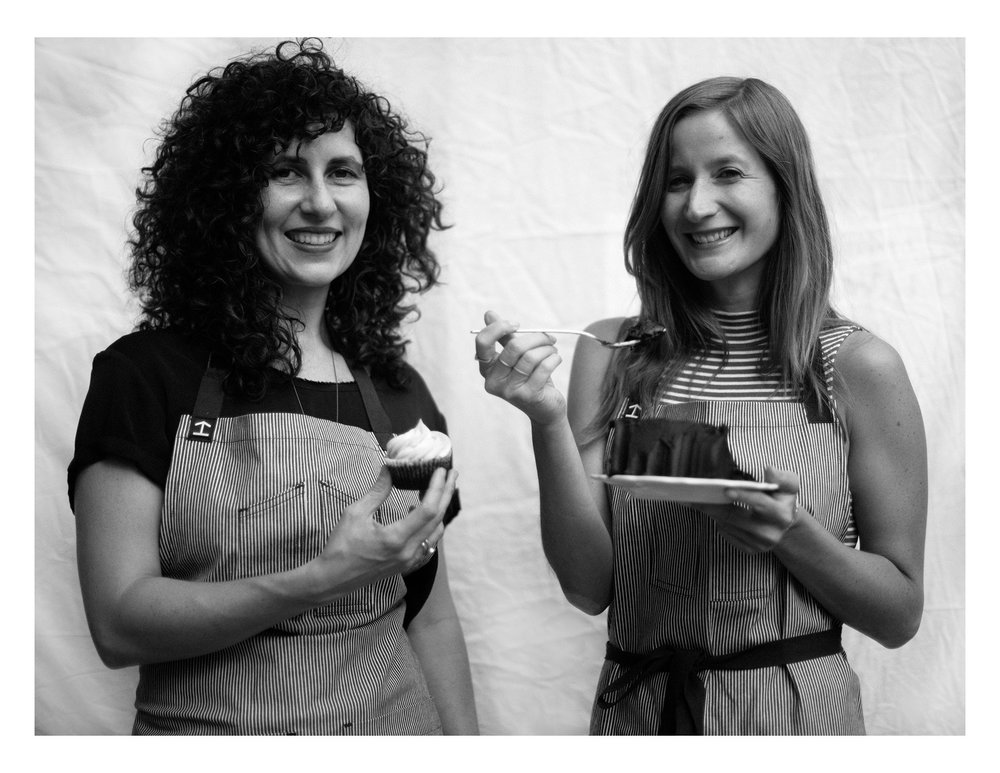 Erin Patinkin & Agatha Kulaga  Ovenly