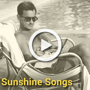 Feel sunny whatever the weather with some gloriously uplifting summer songs.