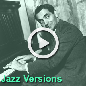 So many of the jazz greats have recorded versions of Irving Berlin's iconic songs - from John Coltrane to Stan Getz.