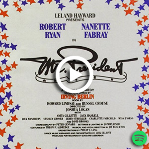 "Listen to ""Mr. President - Original Broadway Cast"" on Spotify."