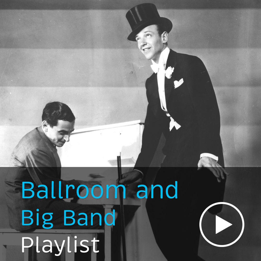 Swing onto the dance floor with some fabulous ballroom and big band versions.