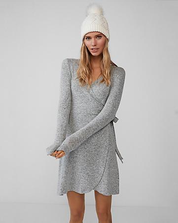 heathered cozy wrap dress.jpg